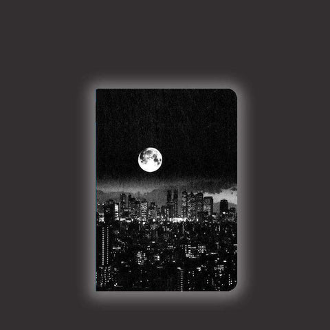 City Night Scenery Painted Apple iPad Cover Case gallery 3