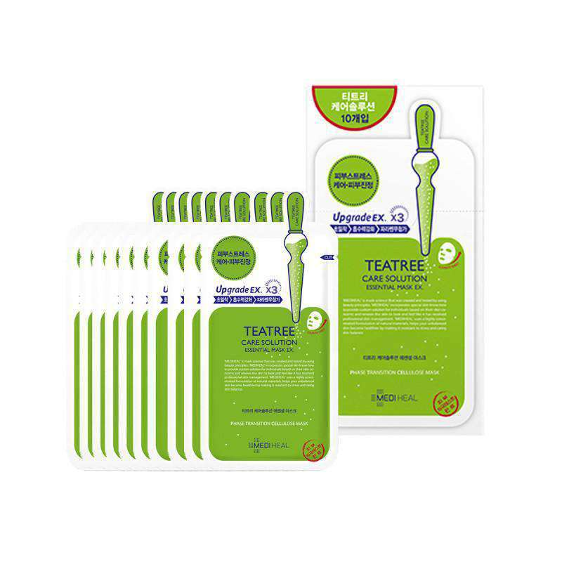 Mediheal - Teatree Care Solution Essential Facial Mask
