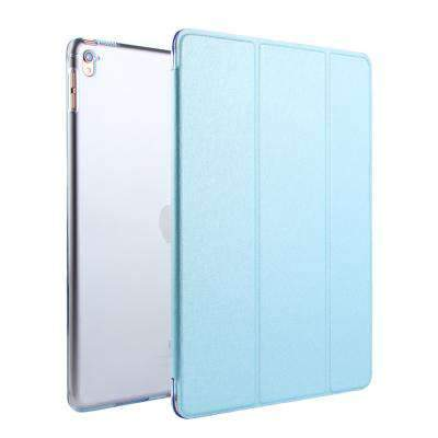 Contracted Solid Color Smart Stand Apple iPad Cover Case gallery 3