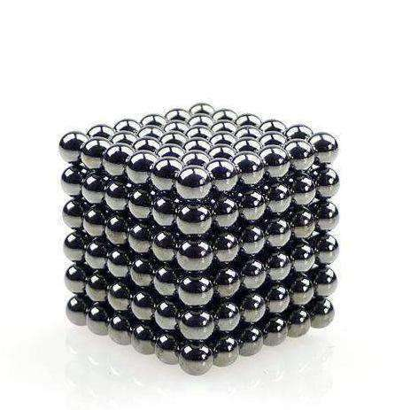 224PCS 5MM Magnets Sculpture Building Blocks Toys for Intelligence Development and Stress Relief