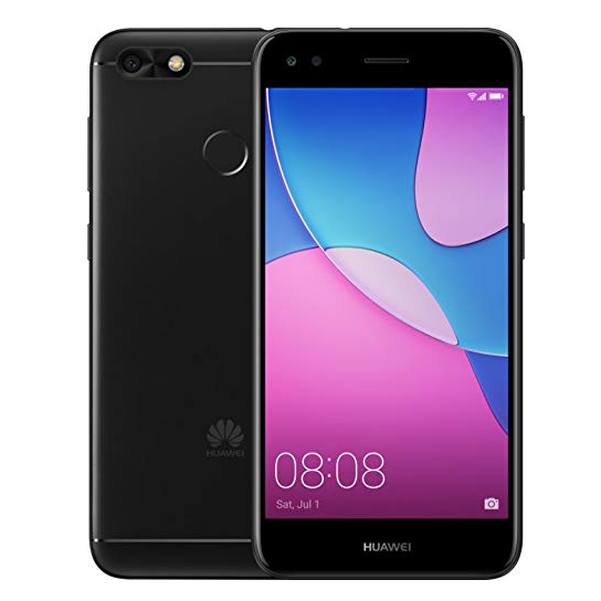 "Huawei P9 Lite Mini SLA-L23 5"" Dual SIM Factory Unlocked 16GB 2GB RAM 13 MP Fingerprint (International Version - No Warranty) (Renewed)"