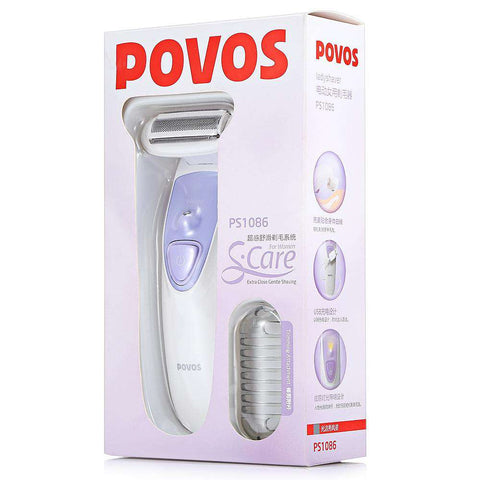 Lady Body Electric Shaver Hair Removal Rechargeable Epilator gallery 5