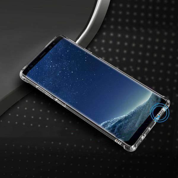 Anti-Fall Transparent Phone Case for Samsung gallery 4
