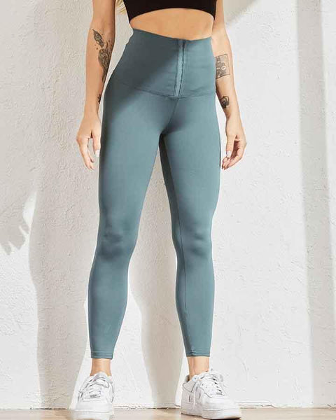 Body Shaping Waist Cincher Sports Leggings gallery 24