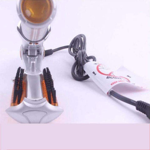 2 in 1 Anion Automatic Hair Curler Straightener gallery 4