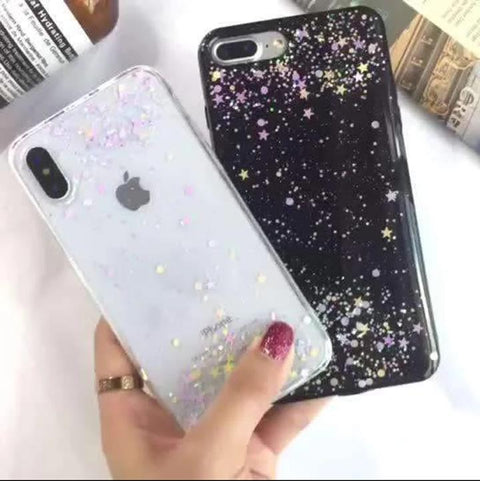Dream Sequin Phone Case for Samsung