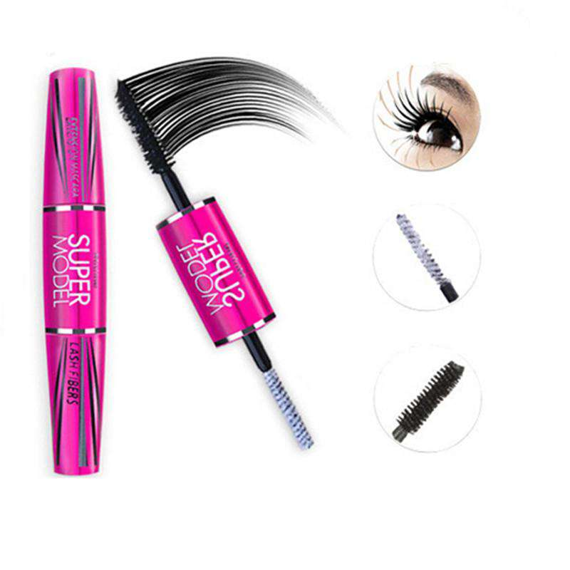 Mistine - 4D Fiber EyeLash Mascara (Waterproof)
