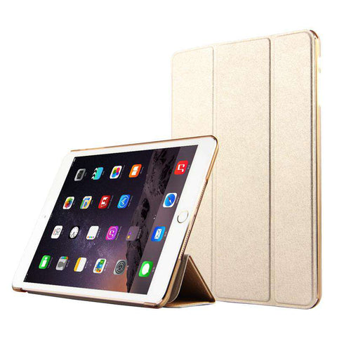 Magnetic Flip Solid Color Apple iPad Cover Case gallery 8