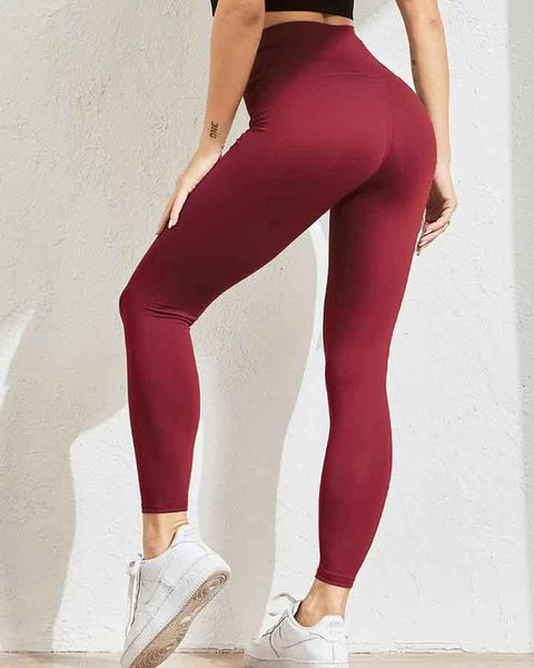 Body Shaping Waist Cincher Sports Leggings gallery 20