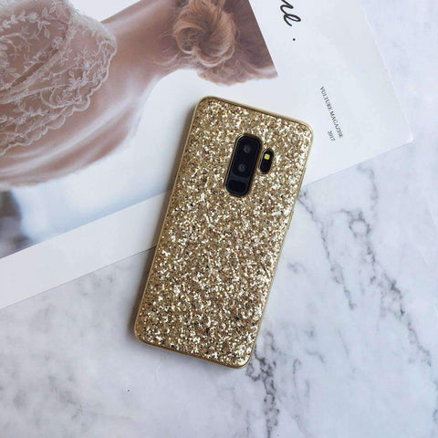 Luxury Blinking Phone Case for Samsung gallery 7
