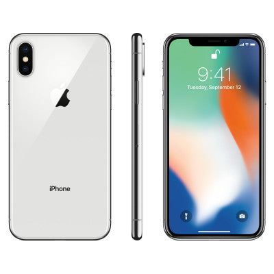 iPhone X 64G Unlocked (Renewed)