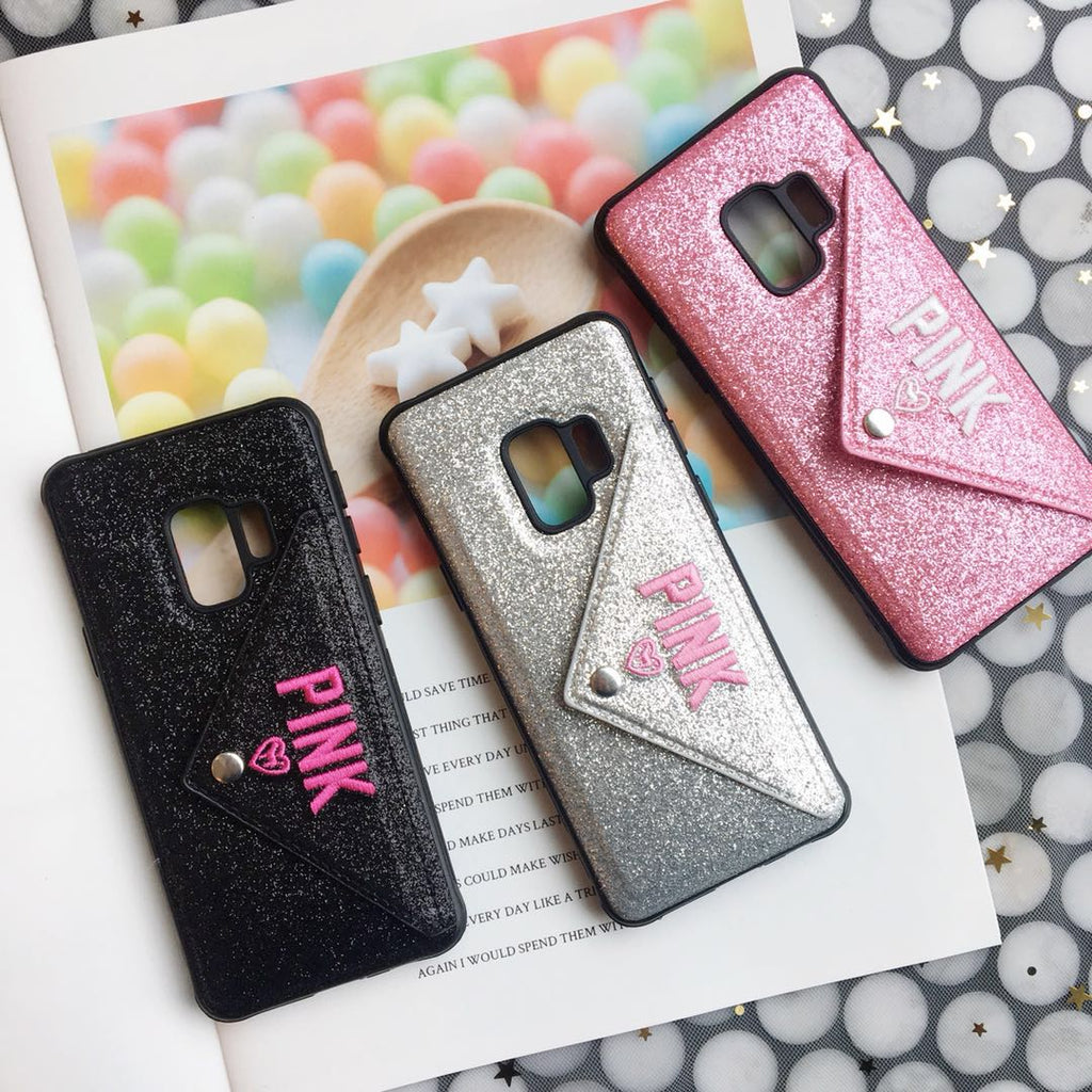 Chic Wallet Designed Phone Case for Samsung