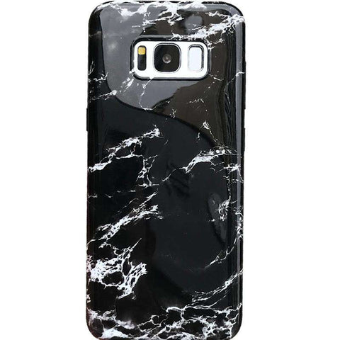 Simple Marbled Phone Case For Samsung gallery 14