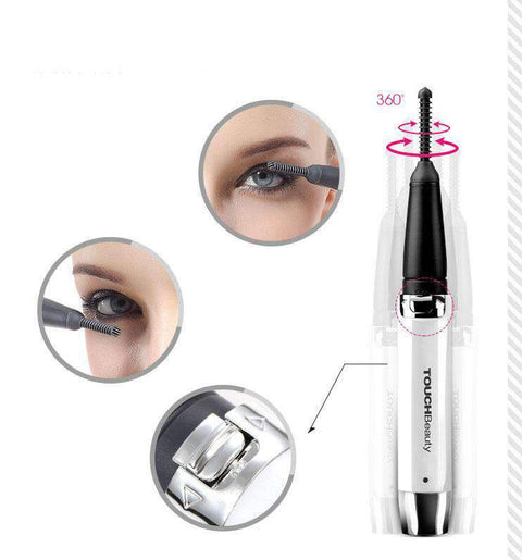 Electric Style Long Lasting Eye Lashes Curler Makeup Kit gallery 3