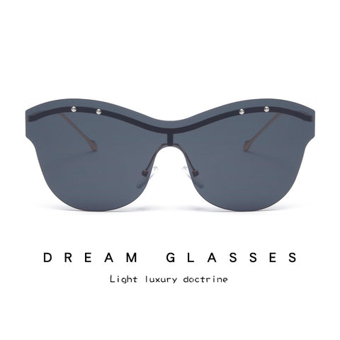 One-Pieces Personality Design Sunglasses gallery 1
