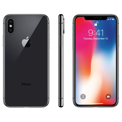 iPhone X 256G Unlocked (Renewed)