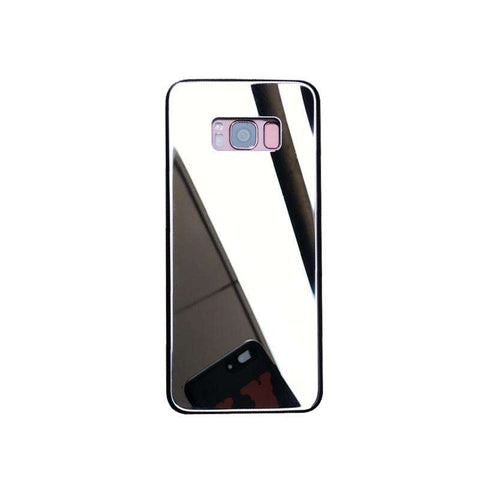 Mirror Tempered Glass Phone Case for Samsung gallery 5