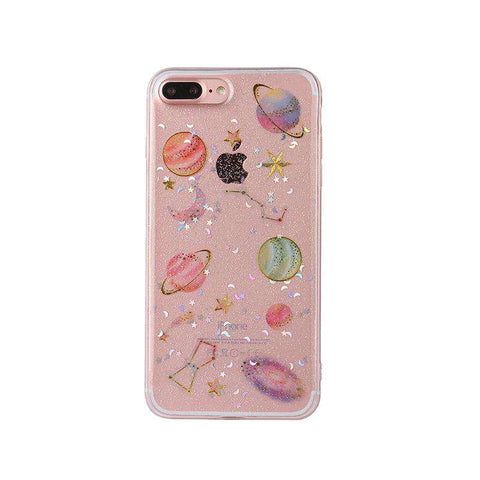 Silicone Star Phone Case for Samsung gallery 5
