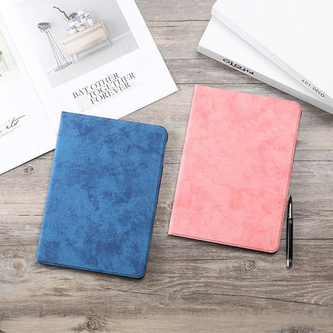 Pure Color Foldable Lightweight iPad Cover Case gallery 1