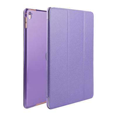 Contracted Solid Color Smart Stand Apple iPad Cover Case gallery 4
