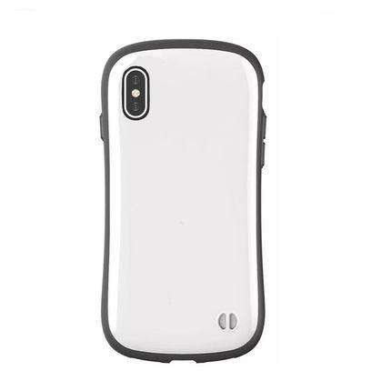 Pretty Waist Shape Pure Color Phone Case For All iPhone