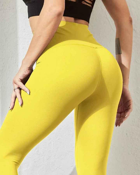 Body Shaping Waist Cincher Sports Leggings gallery 29