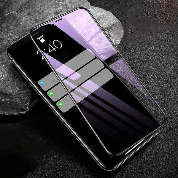 Full Cover Explosion Proof Tempered Glass For iPhone X/Xs /Xr/ Xs Max