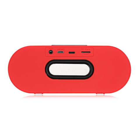 Bluetooth Speaker Portable Wireless Player Dual Driver gallery 6