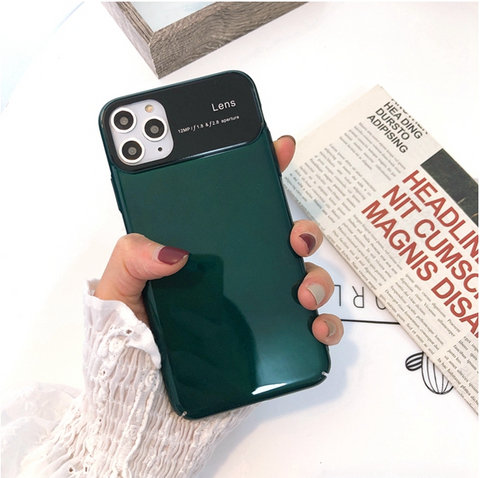 Mysterious Night Green Style iPhone Case