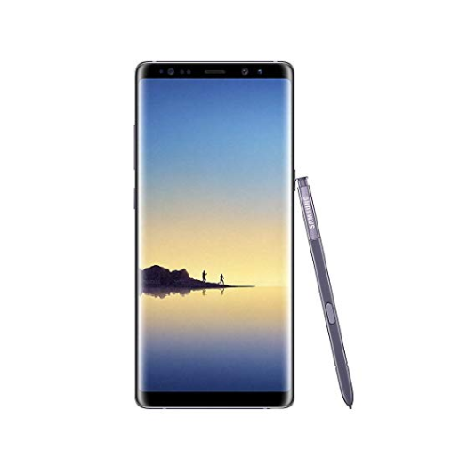 Samsung Galaxy Note 8 SM-N950U 64GB Orchid Gray T-Mobile - Renewed