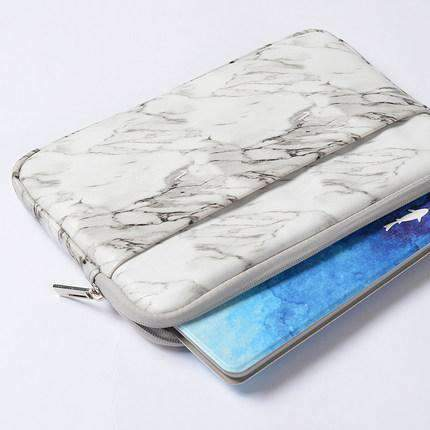 Contracted Marble Texture Carrying Apple iPad Cover Case gallery 3