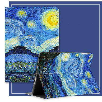 Van Gogh Paintings Print iPad Cover Case