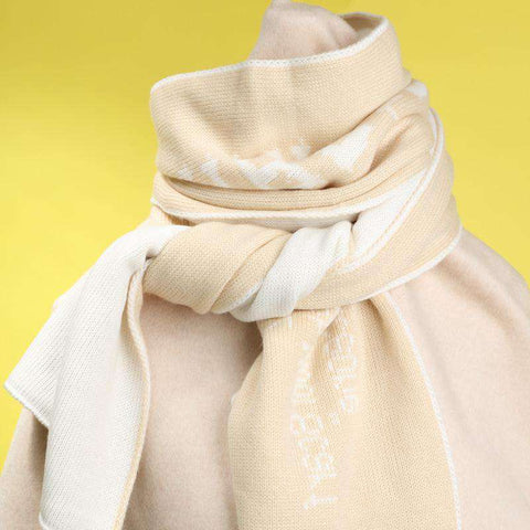 Long Warm Thick Woolen Scarves gallery 5