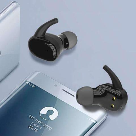 Trangu A6 Sports Headphones wireless bluetooth headset IPX5 waterproof  earphone with Mic for iphone8 /xiaomi android phones