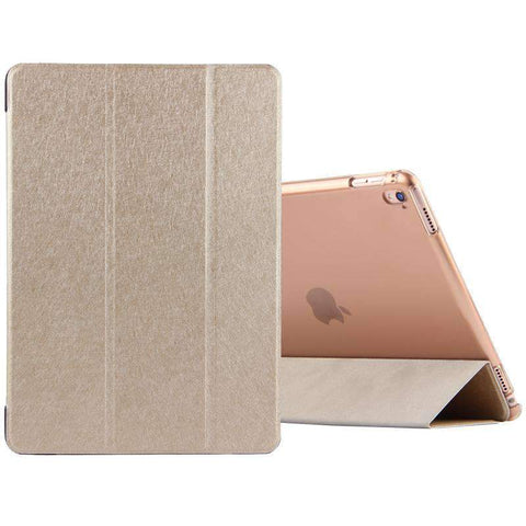 Contracted Solid Color Smart Stand Apple iPad Cover Case gallery 9
