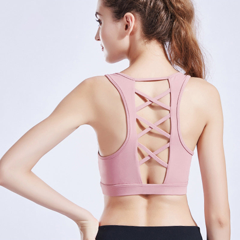 Long Line Free to Be Adapt the Strap Medium Support Sports Bra