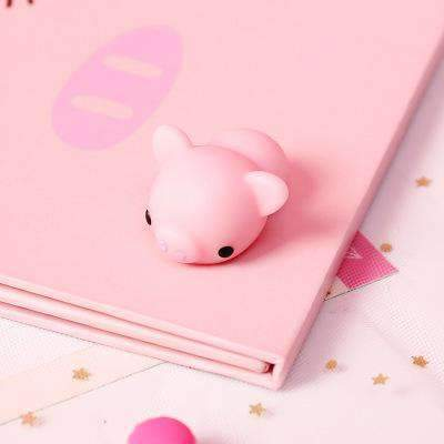 15Pcs Cute Soft Stress Relief Animals Squishy Toys gallery 16