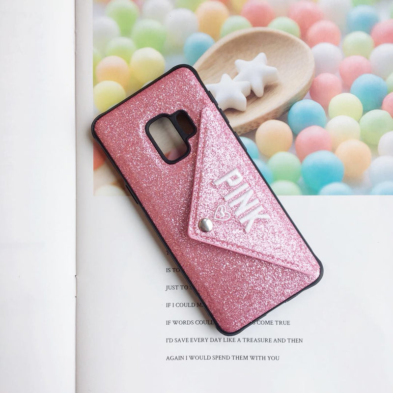 Chic Wallet Design Phone Case for Samsung