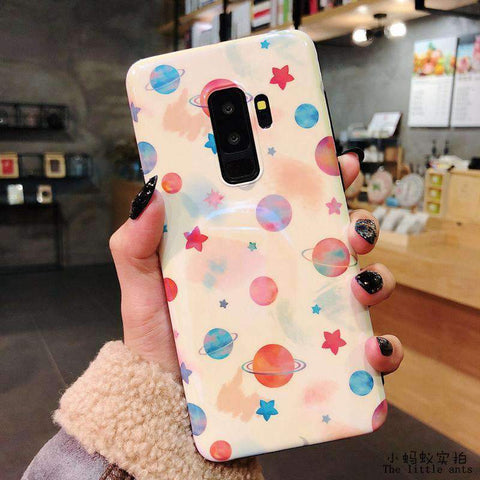 Creative Planet Phone Case for Samsung gallery 9