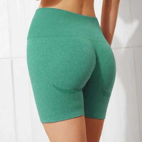 Flaming Deal - Beauty Contour Wide Waistband Sports Shorts gallery 16