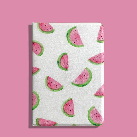 Contracted Fresh Watermelon Painted Apple iPad Cover Case gallery 5