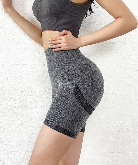 Beauty Contour Butt Lifting Fitness Sports Shorts gallery 14