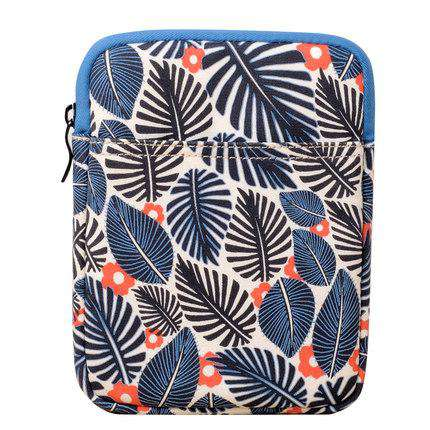 Leaves Designed Lightweight Carrying Bag Apple iPad Cover Case