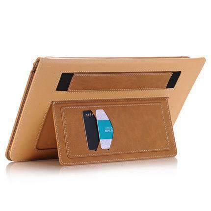 Full Cover Leather Apple iPad Cover Case gallery 7