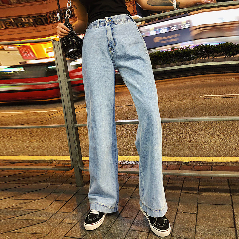 Go To The Night Street Jeans