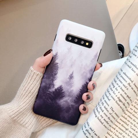 Landscape Pattern Phone Cases For Samsung