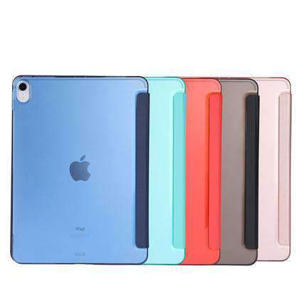 Contracted Business Style Solid Color Apple iPad Cover Case gallery 1