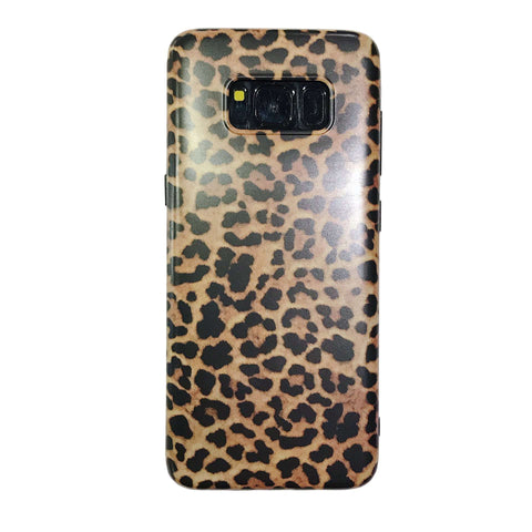Retro Leopard Phone Case for Samsung gallery 10