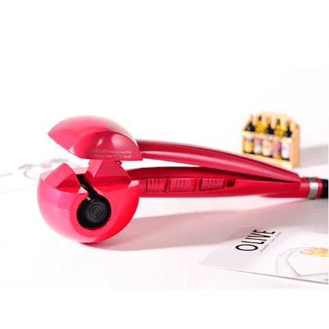 Automatic Electric Ceramic Hair Curling Device gallery 1