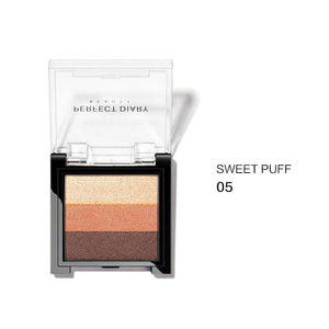 Perfect Diary - Glaze Time Ombre Color Eyeshadow Palette